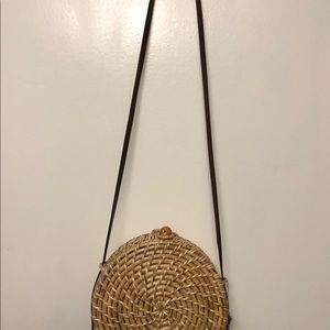 Zara Bags - Brand New Zara Limited Edition Bamboo Handbag
